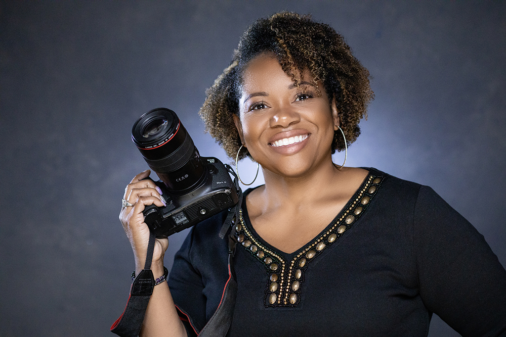 person posing for a professional headshot image