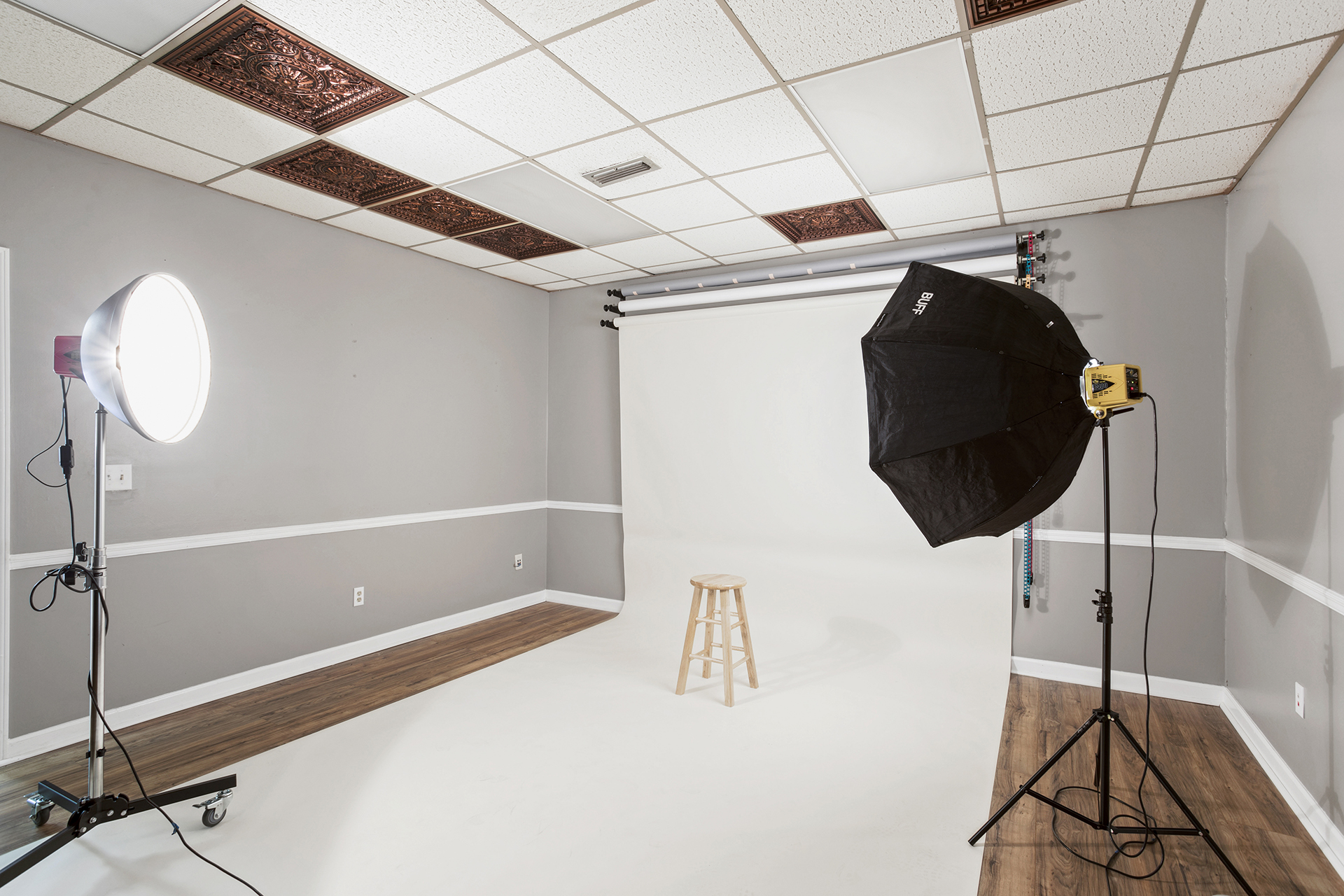 Short Stuff Photography Dothan's studio